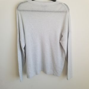 Pure collection pale blue cashmere sweater